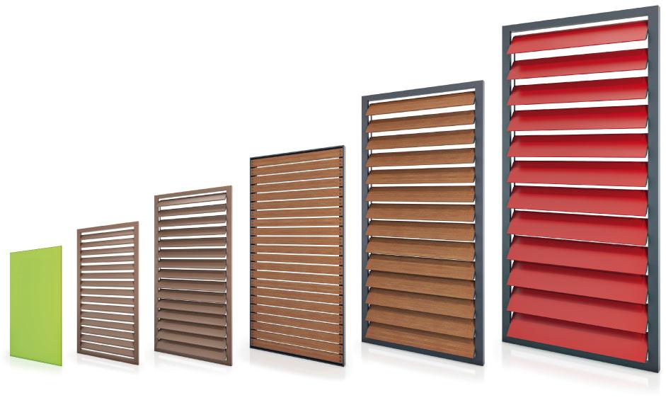 tamiluz fabricantes de celos as mallorquinas persianas On persianas de fachada simulador de color